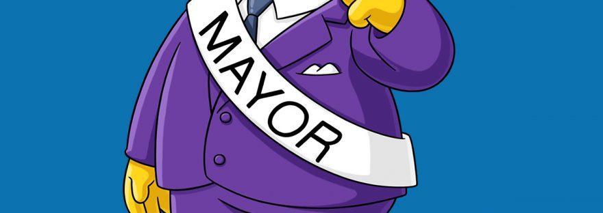 Mayor :)